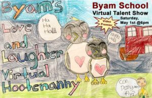 Byam School Virtual Talent Show @ Online