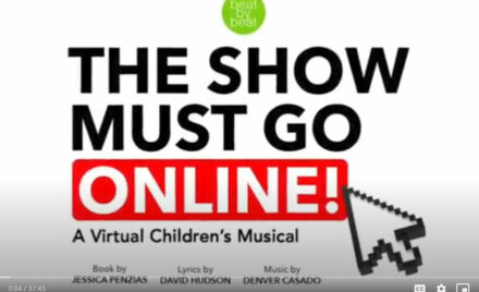 Byam School Musical-The Show Must Go Online