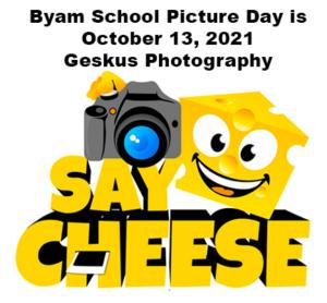 Byam Elementary School 2021 Photo Day @ Byam Elementary School